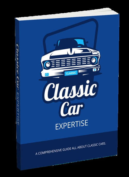 Product picture classic cars Expertise