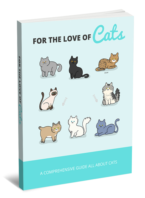 Product picture For The Love Of Cats